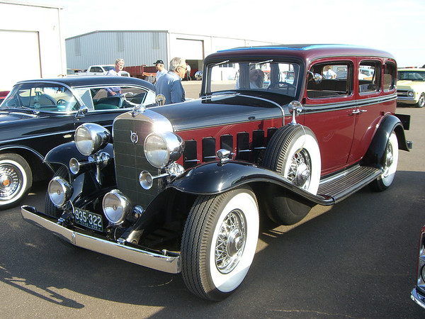 Saw a '32 Cadillac limo. It was beautiful - General Discussion ...